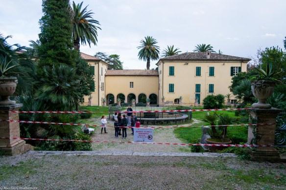 Bosco di Villa Fonteserpe (Baruchello) un gioiello cittadino da tutelare