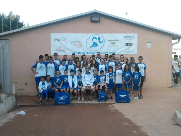 Un anno di Team Atletica